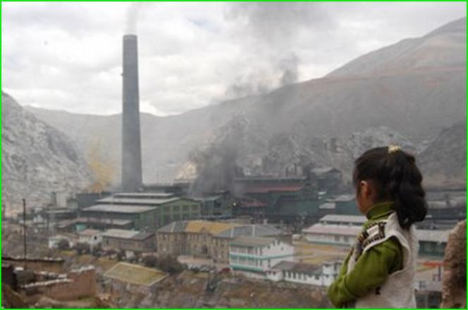 Noticias sobre la contaminación ambiental y salud infantil (1/3)