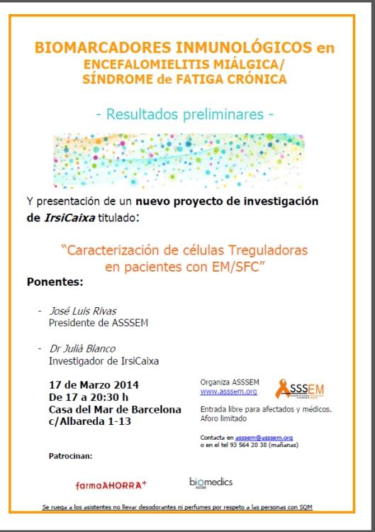 Jornada ASSSEM Marzo 2014
