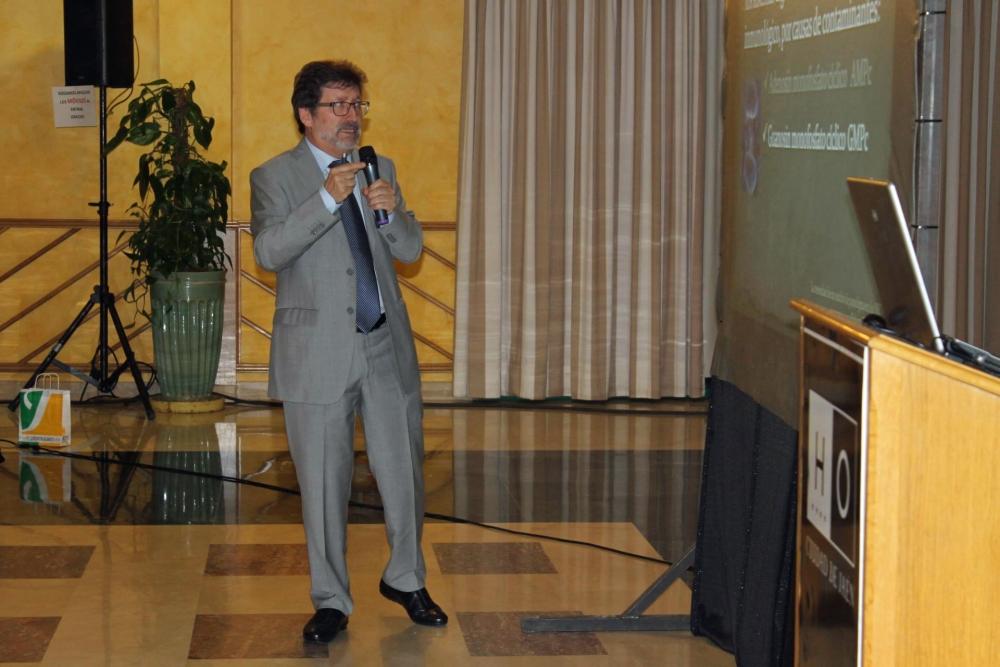 La necesidad de un cambio de paradigma en las enfermedades de SSC, Conferencia de la Jornada