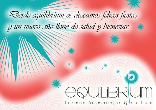 Felicitación 2014 equilibrium